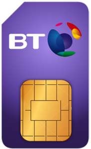 BT Sim only offer now available with £100 voucher! 20GB 4g data and ult mins and texts. £16 a month (12 months = £192) but effective cost of £7.66 a month (existing customers) £12.66 non-customer plus free BT Sport for legnth of contract