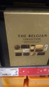 Extra Special The Belgian Biscuit Selection Tin 1 kg - £7 @ Asda