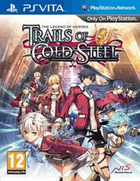 Trails of Cold steel (PS vita) £17.50 @ GAME