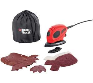 Black and Decker mouse sander with accessories - £8.75 instore @ Tesco - Southend-on-Sea