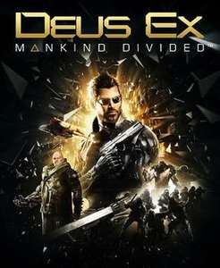 Deus Ex: Mankind Divided PC - £7.20 @ GMG