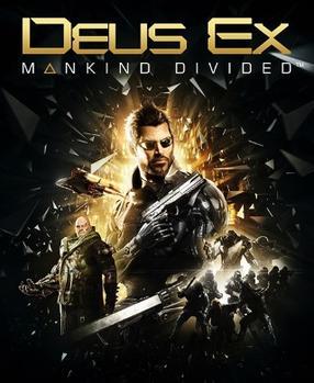 Deus Ex: Mankind Divided PC - £7.20 @ GMG