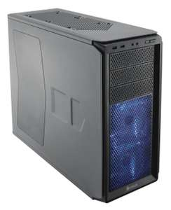 Corsair Graphite Series 230T Windowed Compact Mid Tower Case, £29.99 from maplin