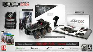 Homefront: The Revolution Goliath edition at Game for £49.99