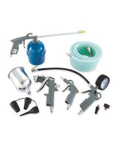 Air Compressor Accessories Kit - £14.99 @ Aldi