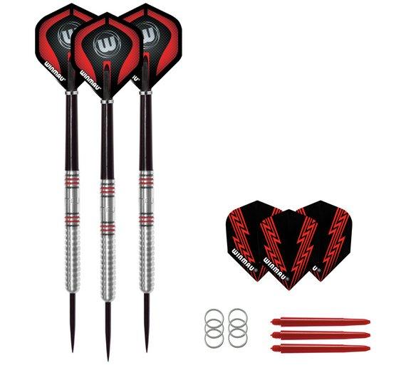 Winmau navigator plus 90% tungsten darts - £8.99 @ Argos