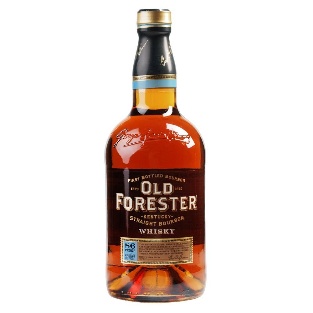 Old Forester Kentucky Bourbon 70Cl £20 @ Tesco