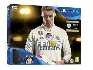PS4 Slim 500GB Fifa18 Ronaldo Edition £229.85 with The Evil Within 2 Inc The Last Chance DLC Pack​ £249.70 @ ShopTo