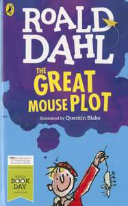 McDonalds Happy Meal £2.69 gets you Roald Dahl's 'The Great Mouse Plot', for £1 at WHSmith or Easons £3.69