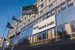 AMEX Spend £100 at selected Thistle Hotels get £35 back