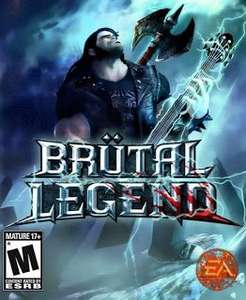 Brutal Legend on Steam for £1.64