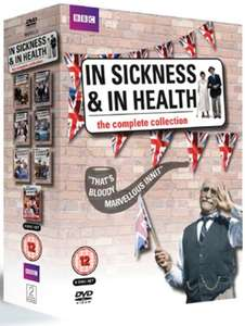 In Sickness and in Health: Series 1-6 DVD Boxset £13.49 (free Delivery) using code SIGNUP10 @ zoom.co.uk