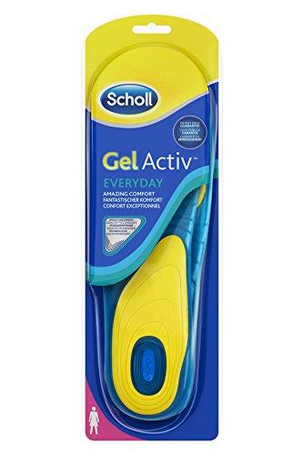 Scholl Women's Gel Activ Insoles - Everyday @ Amazon Prime £9.89 / £9.40 (S&S)