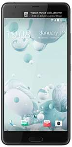 HTC U Ultra 64 GB SIM-Free Smartphone - Ice White on Amazon for £399.99
