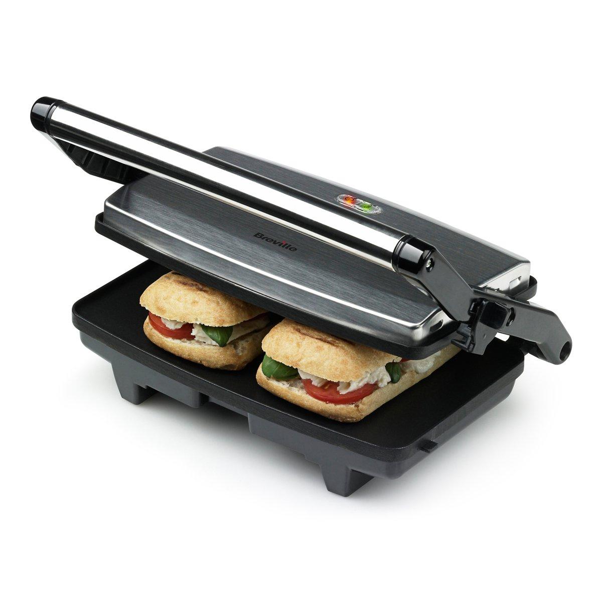 Breville VST049 2 Slice Toasted Sandwich Maker & Panini Maker - £9.00 at Morrisons