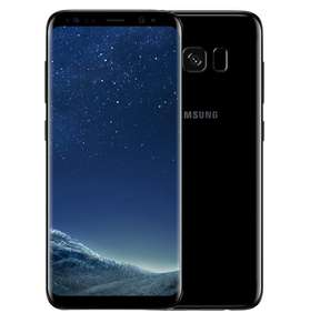 Samsung Galaxy S8 64Gb BLACK - Unlocked (2 available!)*** - £449.00 - Tesco eBay Outlet