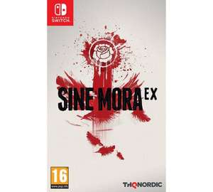 Sine Mora EX Argos for £19.49