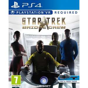 [PSVR] Star Trek: Bridge Crew - £19.99 (C&C) - Smyths