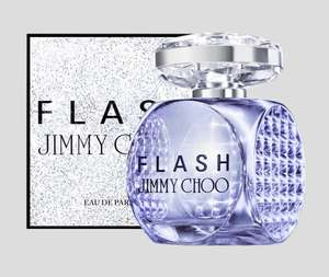 Jimmy Choo  FLASH Eau De Parfum 60ml Spray  £22.59 Inc Delivery/£19.60 Click & Collect @ The Fragrance Shop Code 20SECRET