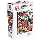 Block tech 1000 piece box of bricks at Tesco for £10