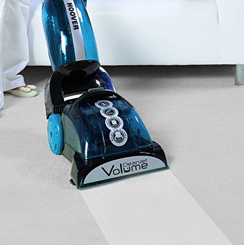 Hoover CJ625 CleanJet Volume Carpet Cleaner, 4.5 Litre, 600 Watt £69.99@Amazon