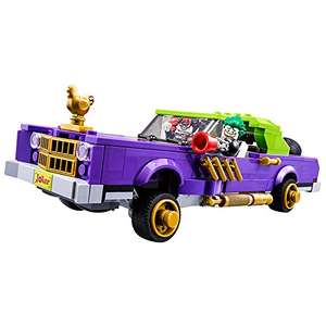 70906 LEGO Batman The Joker Notorious Lowrider at Amazon for £27.50