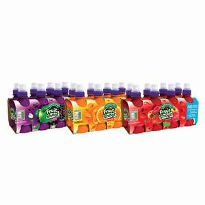 Robinsons Fruit Shoots - No Added Sugar 8 x 200ml  Half Price Was £2.98 Now £1.49 @ Tesco