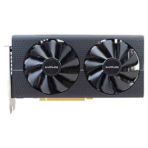 Sapphire Video Card AMD Radeon RX 580 8 GB 1366 MHz, £229 from Amazon.france
