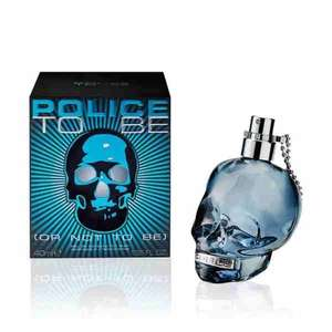 2 x 40ml Bottles of Police To Be Men/Women Eau de Toilette £14.40 Delivered with Beautycard @ Superdrug