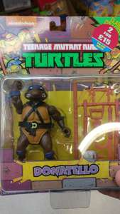 TMNT classic collection action figures 2 for £15 @ Toys r us instore