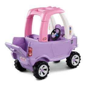 Little Tikes Cozy Coupe Truck (Pink) £65 delivered @ Amazon was £79.99 + (£55 if you have the nus student £10 off Amazon code)