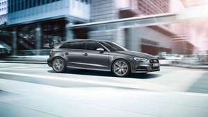 Audi RS3 Sportback 2.5 TFSI 400 Quattro S-tronic - £498.04pm (3+35 Lease), 8KPA, £0 admin £18925.52 @ Uchoose Contracts