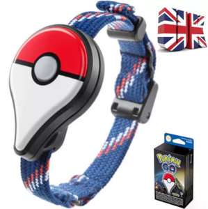 Pokemon Go plus watch £19.99 @ ebay via play-UK