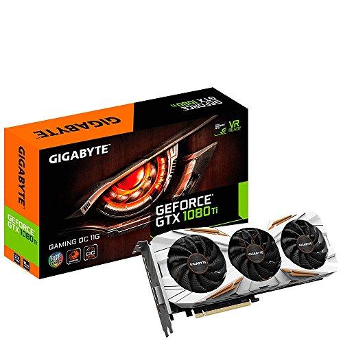 GIgabyte GeForce GTX 1080 Ti Gaming OC 11G £601.83 @ Amazon.fr