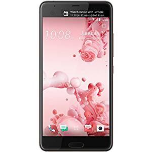 HTC U Ultra 64 GB SIM-Free Smartphone - Cosmetic Pink on Amazon*