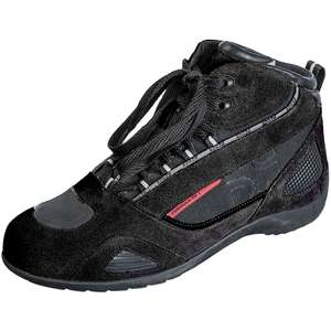 IXS Motorcycle Ankle Boots on sale for £29.99 (£89.99 RRP) instore or delivered @ J & S Accessories.