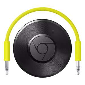 Google Chromecast Audio was £30 now £20 delivered @ Maplin