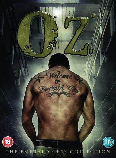 Oz - Emerald City Collection £21.99 @ HMV