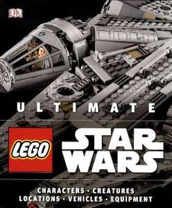 £20 off Ultimate LEGO Star Wars (Hardback) £9.99 @ The Book People  (plus £2.95 P&P for orders under £25)