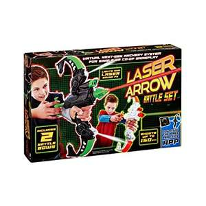 Vivid Imaginations Laser Arrow Battle Set (Multi-Colour) £15.99 delivered @ Bargain Max