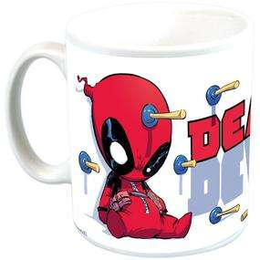 Deadpool Mug: Baby Deadpool (Boxed) £1.99 @ Forbidden Planet