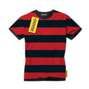 Official Dennis the Menace Striped Kids T-Shirt with FREE 2018 Beano annual £8.70 delivered @ Beano Store (with code)