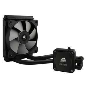 Corsair Hydro Series H60 120mm CPU Liquid Cooler – 2013 Edition £26 @ Maplin