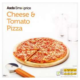 Cheese & Tomato Pizza 60p at ASDA
