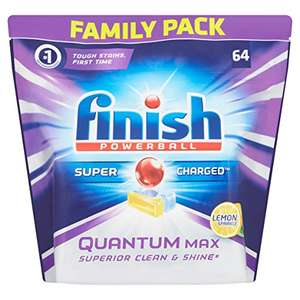 Finish Quantum Max 11p a tablet at Amazon (£7.11 Prime, £11.86 non-Prime)