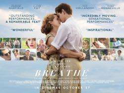 Free screening of Breathe - Tuesday 17/10/17 18:30