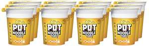Pot Noodle Original Curry 90 g (Pack of 12) £6 (Add-on) Or £4.80 S&S With 20% Off Code (First Time Subscribers Only) @ Amazon