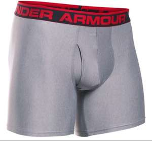 Under Armour Men's Boxerjock £5.85 Prime / £9.84 Non Prime @ Amazon