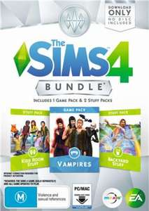 The Sims 4 Bundle pack 4 PC (Requires The Sims 4 Base Game) £19.99 @ CDKeys