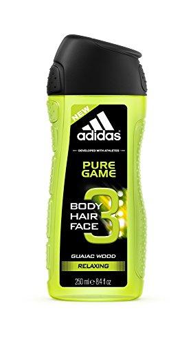 Adidas Pure Game Shower Gel, 6 x 250 ml £2.54 @ Amazon Add on item